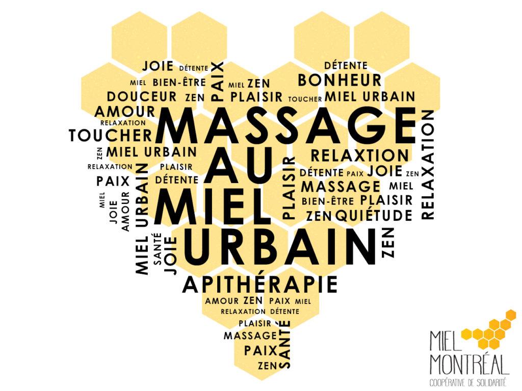 Massages au miel pour la Saint Valentin