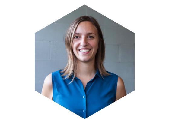 Charlène Daubenfeld, Administratrice Miel Montréal, maîtrise en management et marketing, SNAP Québec,